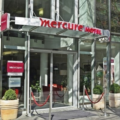 Mercure Kaiserhof Frankfurt City Center