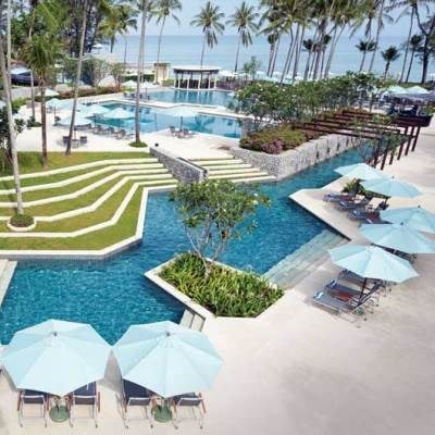Outrigger Laguna Phuket Beach Resort (Deluxe Sea View)