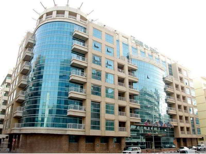 Grand Midwest Hotel Apartment In Bur Dubai