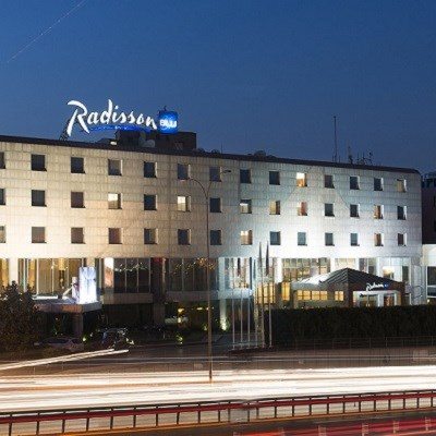 Radisson Blu Conference & Airport Hotel (Room Only)