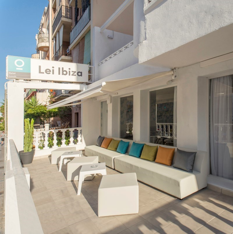 PLAYASOL LEI IBIZA ONLY ADULTS