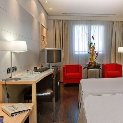 Silken Puerta Valencia (Minimum 3 Nights)