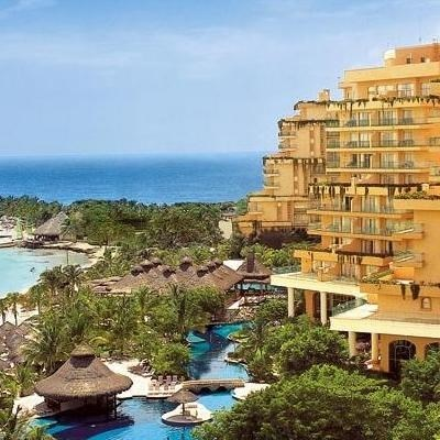Grand Fiesta Americana Coral Beach Resort & Spa (Junior Suite Oceanfront/ Room Only)