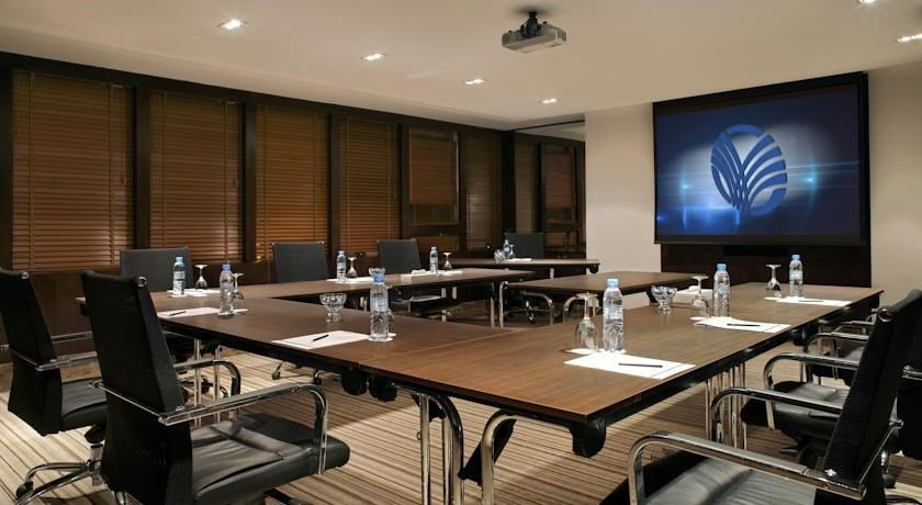 Jumeirah Rotana-Meeting Room