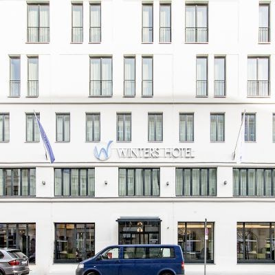 Winters Hotel Berlin Mitte - The Wall at Checkpoint Charlie (Minimum 3 Nights)