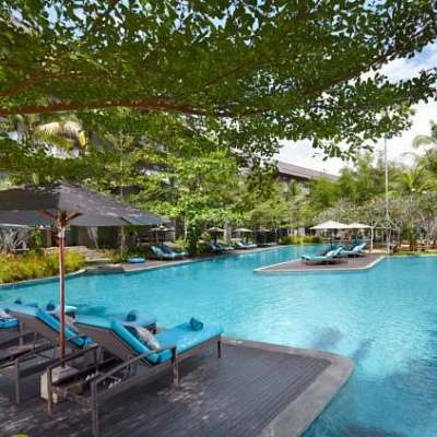 Courtyard Marriott Bali Nusa Dua (Deluxe Pool View/ Room Only)