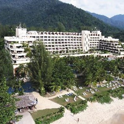 PARKROYAL Penang Resort (Deluxe Sea Facing)
