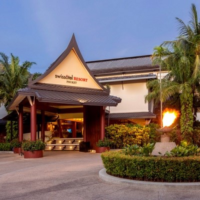Swissotel Resort Phuket Kamala Beach (1-Bedroom Deluxe Suite/ Non-Refundable)