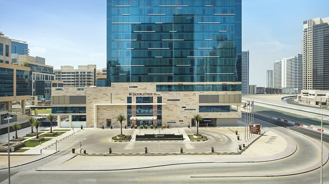 DOUBLE TREE BY HILTON DUBAI-BUSINESS BAY