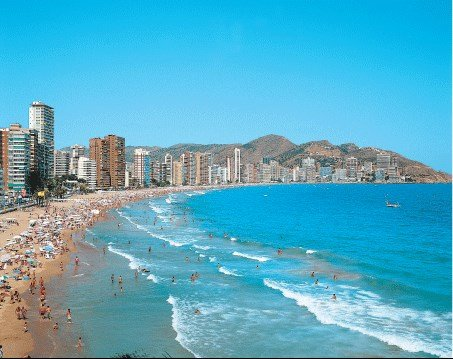 SPECIAL BENIDORM - ROULETTE -
