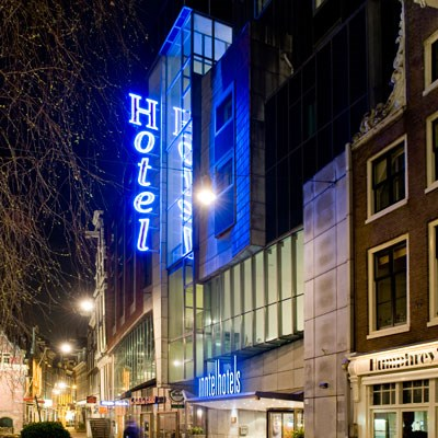 Inntel Hotels Amsterdam Centre (Standard Deluxe)
