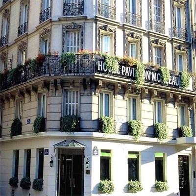 Pavillon Monceau (Room Only)
