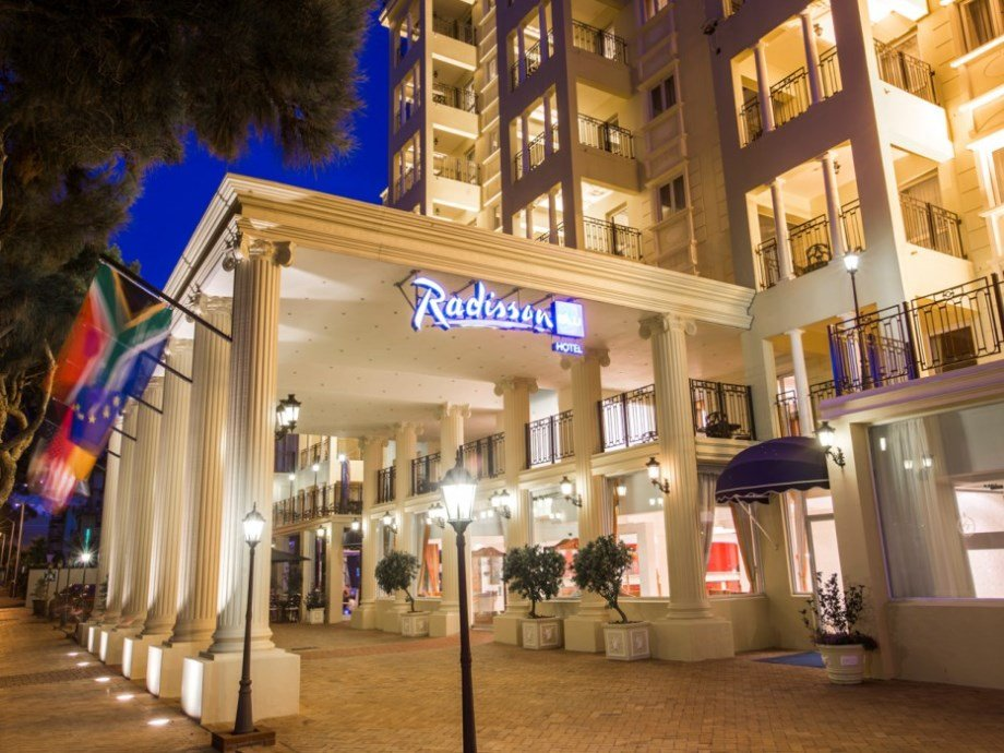 RADISSON BLU LE VENDOME-CAPE TOWN