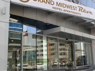 GRAND MIDWEST REVE HOTEL APARTMENTS -NON-REFUNDABLE