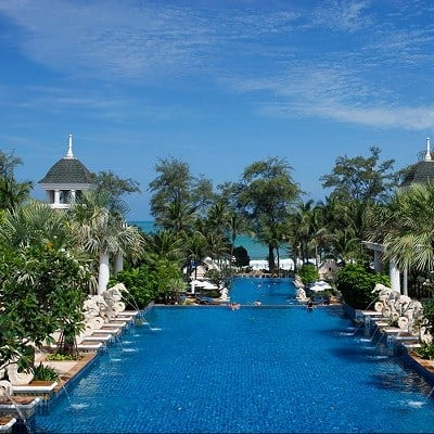 Phuket Graceland Resort & Spa (Deluxe Pool View)