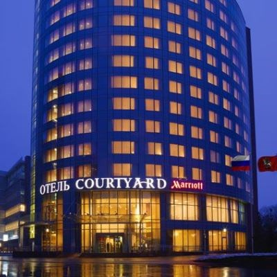 Courtyard by Marriott Moscow Paveletskaya (Deluxe)