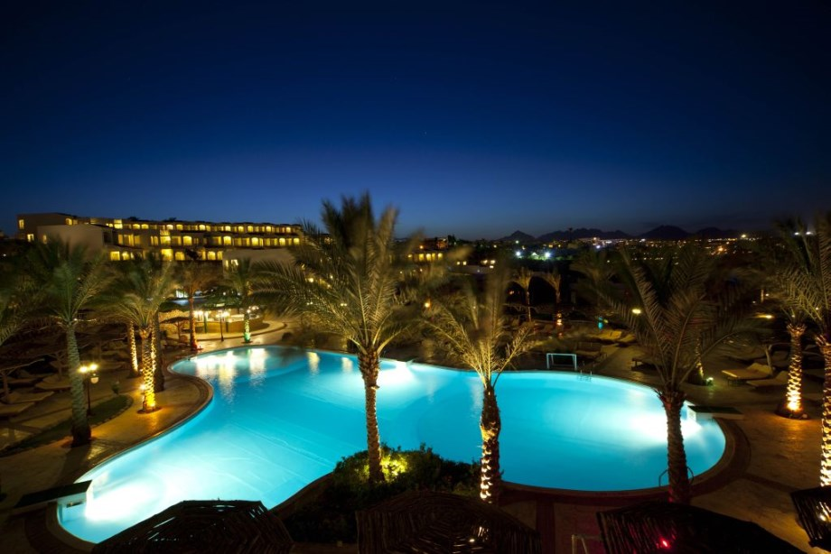 CORAL BEACH TIRAN RESORT SHARM EL SHEIKH