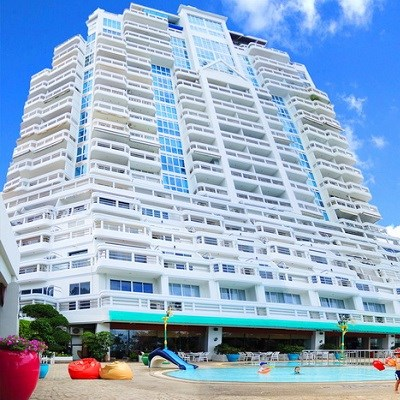 Andaman Beach Suites Hotel (Superior City View)