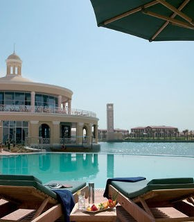 Marriott Executive Apartments Dubai, Green Communi