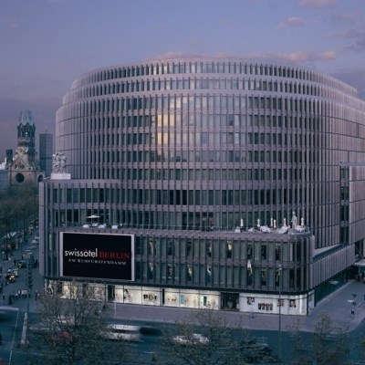 Swissotel Berlin (Classic/ Early Bird Special/ Non-Refundable)
