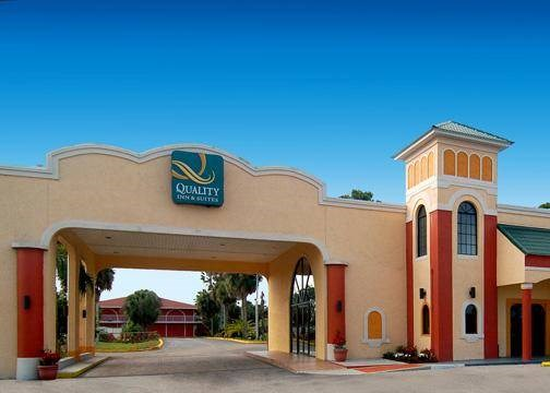 QUALITY INN & SUITES EAST GATE - KISSIMMEE