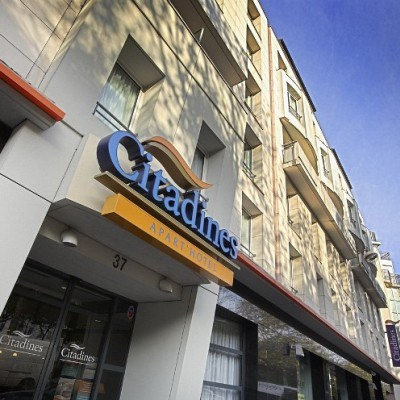 Citadines Bastille Marais Paris (Studio/ Room Only)