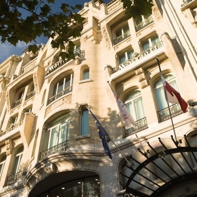 Marriott Paris Champs-Elysees (Suite)
