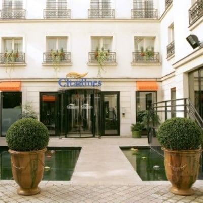 Citadines Opera-Grands Boulevards Paris (1-Bedroom Apartment/ Room Only)