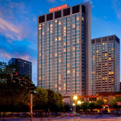 Sheraton Boston Hotel (Junior Suite/ Room Only)