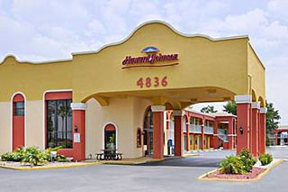 Howard Johnson Express Inn Suites Lake F