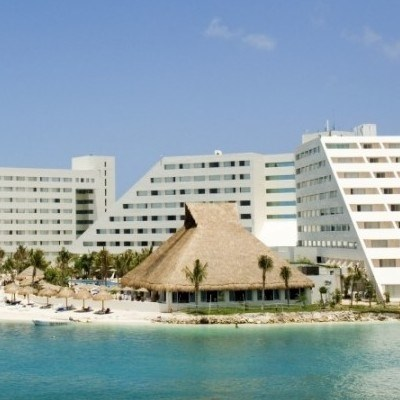 The Pyramid at Grand Oasis Cancun (Ocean View/ All Inclusive)