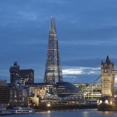 Shangri-La Hotel at the Shard (Premier City View Twin)