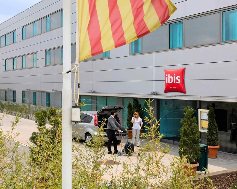 ibis Barcelona Montmelo-Granollers (30km from Barcelona)