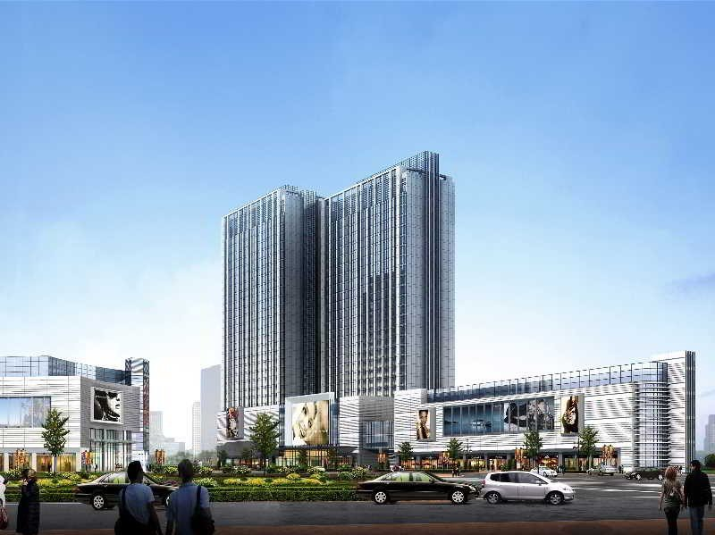 Baihe International Apartment Kecun Hopson Square