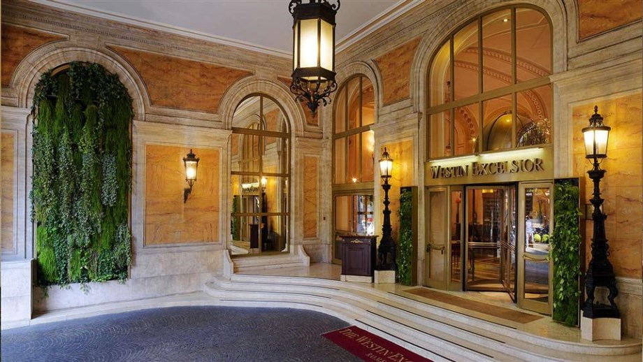 The Westin Excelsior Rome - entrance.jpg