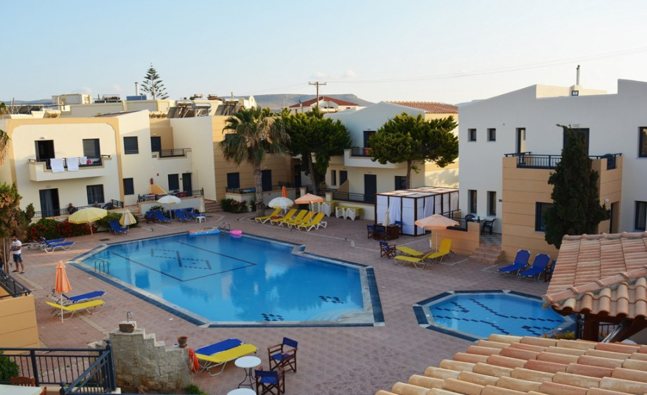 Blue Aegean Hotel and Suites