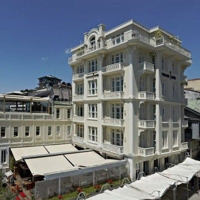 The House Hotel Bosphorus (Deluxe Suite)