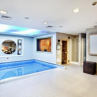 Best Western Eresin Taxim-Swimming Pool