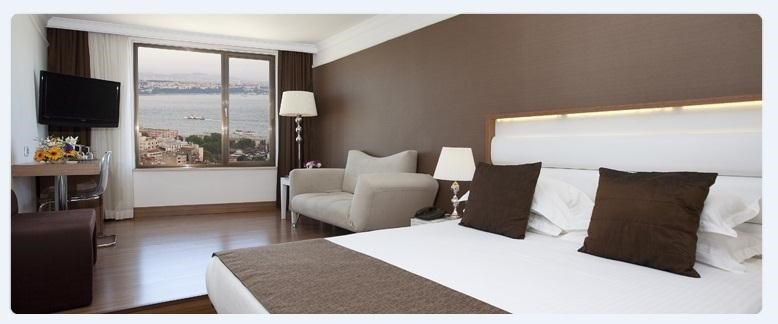 Richmond Istanbul-Executive Room
