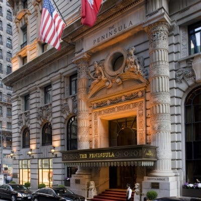 The Peninsula New York (Grand Luxe/ Room Only)