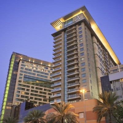 Al Ghurair Arjaan by Rotana (1-Bedroom Apartment/ Room Only)