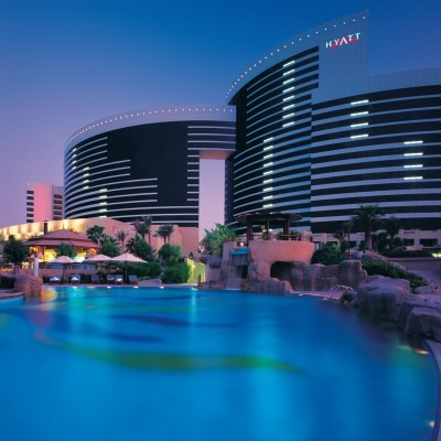 Grand Hyatt Dubai (Grand Suite)