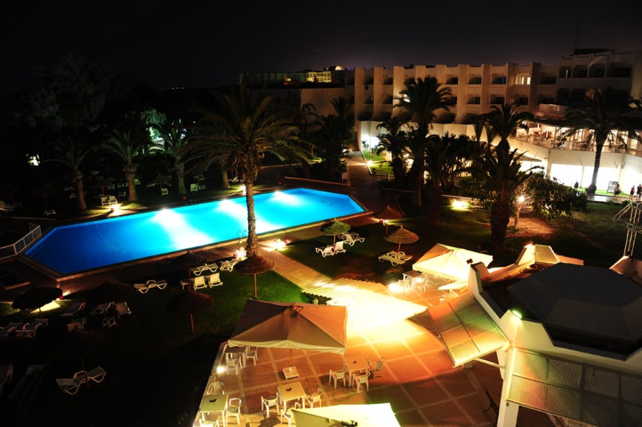 HOTEL CLUB PALM BEACH  HAMMAMET
