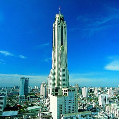 Baiyoke Sky (Standard Zone/ floors 22-45/ Superior)