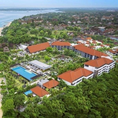 Fairmont Sanur Beach Bali (Fairmont Garden View Suite)