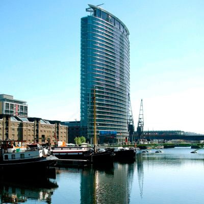 London Marriott West India Quay (Deluxe)