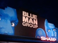 Blue Man Theater