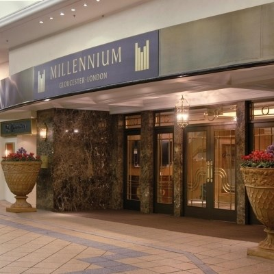 Millennium Gloucester Hotel London Kensington (Club Room)