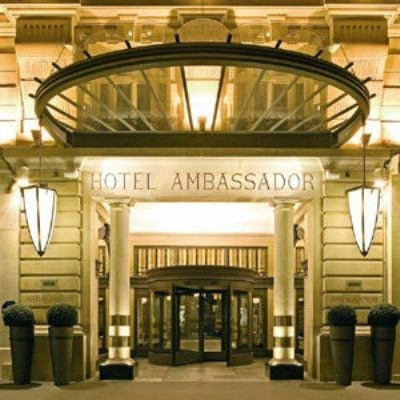 Radisson Blu Ambassador Hotel Paris Opera (Business Class)