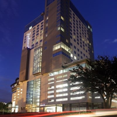Radisson Blu Hotel Sandton (Minimum 2 Nights)